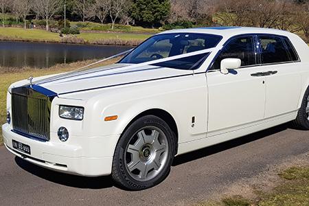 Rolls Royce - Perfection Wedding Cars Australia
