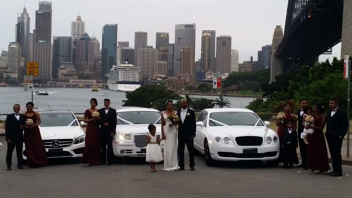 Our Clients - Perfection Wedding Cars Australia